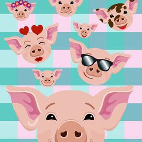 Piggy Pals