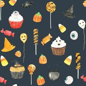 Halloween Mystery // Spruce Navy