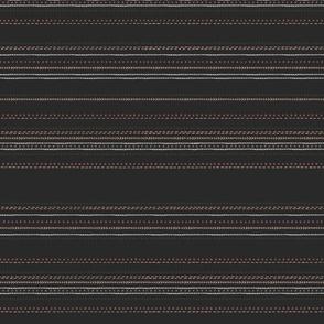 Stitch Sampler - Charcoal