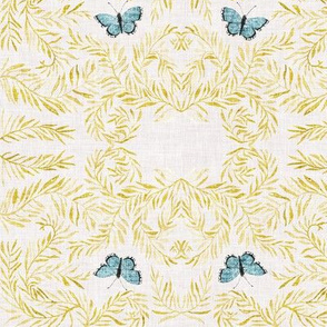 Papillon Boheme (sunshine yellow) MED