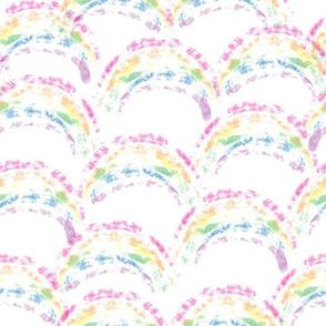 Block Rainbows