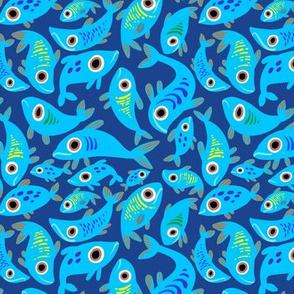 Little Fishies School 2