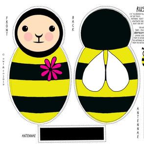 RUSTIC BEE