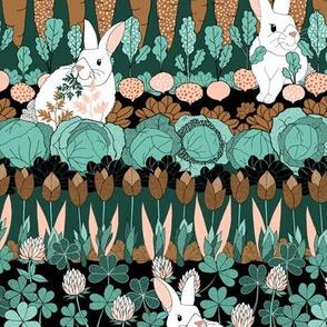 Bunny Rabbit Garden Salad