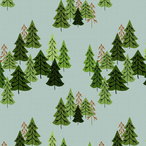 Pine Woods Version 2