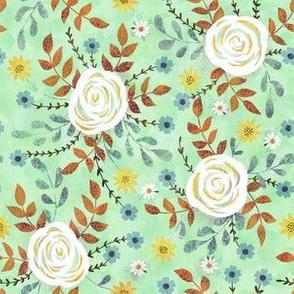 flowers-green