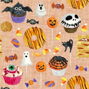 Halloween Sweet Treats // Copperfield Linen