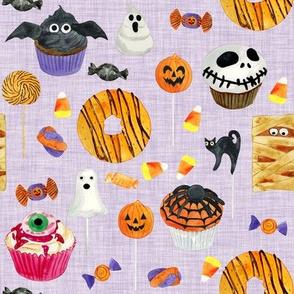 Halloween Sweet Treats // Lavender Linen