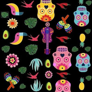 Toucan Festive Mexicana