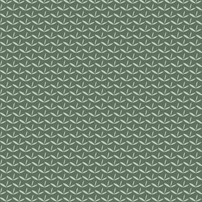 leaf - artichoke/mint