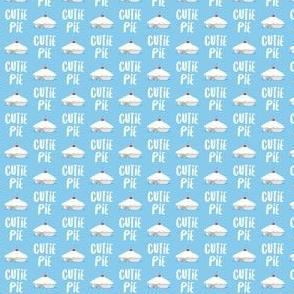 "(1/2"" scale) Cutie Pie - blue - LAD19BS"