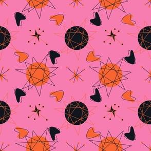 Atomic Halloween- Pink