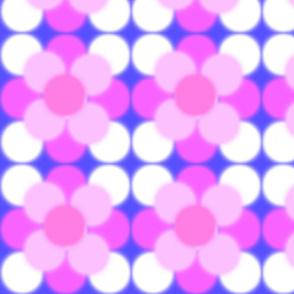 Purple Flower Pop