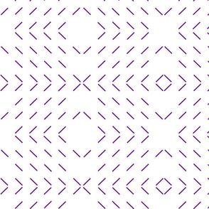 Dash in Purple