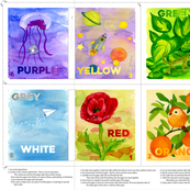 baby book colors wide