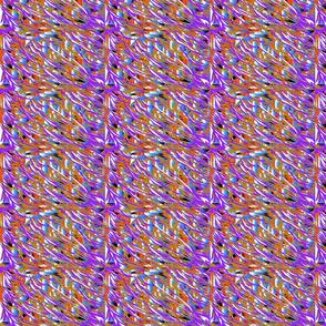Purple Blowing Wind by Narzantom