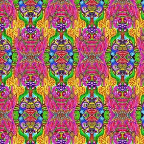 Morning Vines Bloom Fruit _ Flowers- Angelina Martin - Copy
