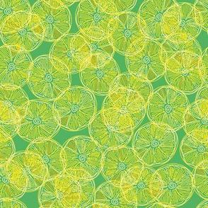 lemonade embroidery