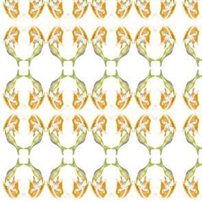 Mermaid Deco Geometry