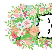 MML-flowery kitty