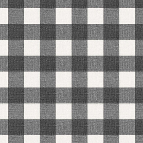NEW Gingham_Mid Grey