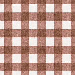 NEW Gingham_Sienna