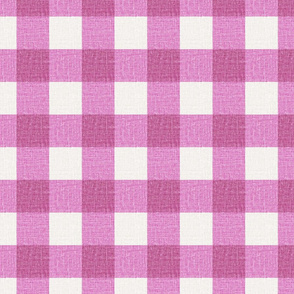 NEW Gingham_Pink