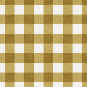 NEW Gingham_Chartreuse
