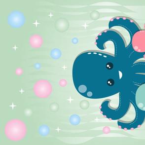 Octopus baby dream