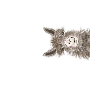 Ukulele Llama