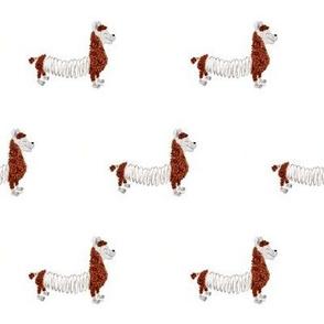 Slinky Llama