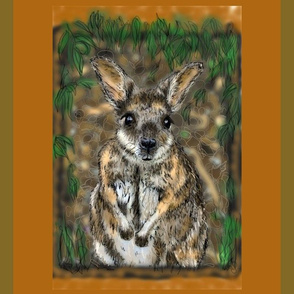 Wallaby, (2 to a FQ)