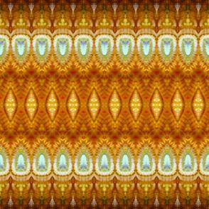 Warm Feathery Diamonds