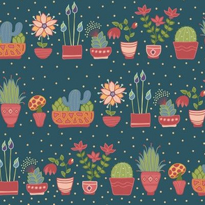 Potted Plants on line
