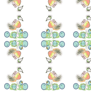 flirty bird with hatching eggs 1