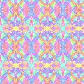 Pastel Rainbow Whirls