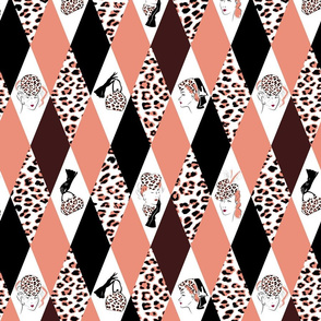 leopard harlequin pattern-01