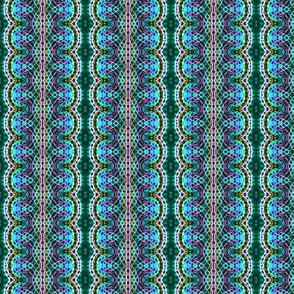 Woven Mosaic Stripes