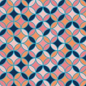 Bohemian Geomteric Circles