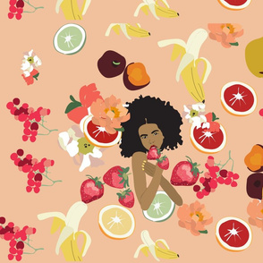 fruit girl