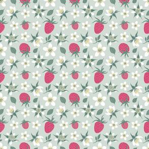 Raspberry 3 green