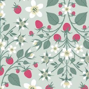 Raspberry 2 green