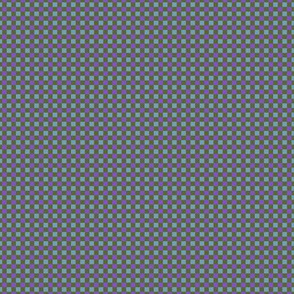 Checks S Purple Green