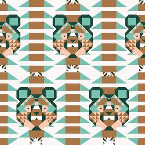 geometric_bear