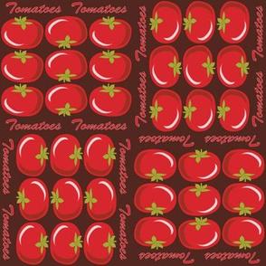 Tomatoes (cocoa)