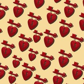 Macarthur's Heart  Wheat