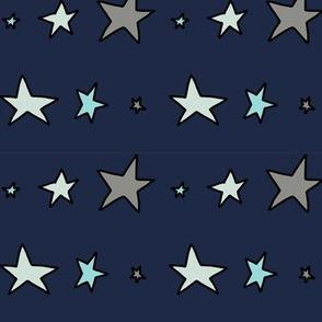 New Killer Star (blue jean)