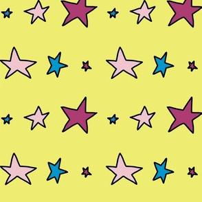 New Killer Star (yellow)