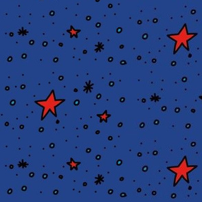 Stars Are Out Tonight (ziggy blue)