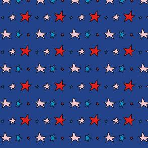 New Killer Star (ziggy blue)
